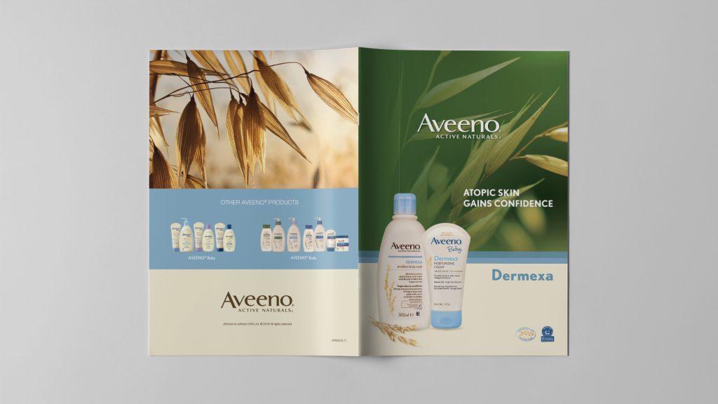 Aveeno Leaflet